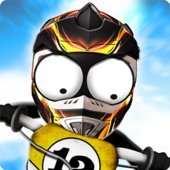 Stickman Downhill - Motocross v2.9 (MOD, Unlocked)