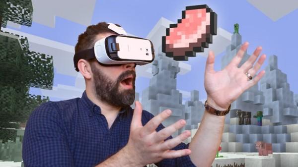 Вышел Minecraft: PE 0.14.2 с поддержкой виртуальной реальности