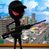 Stickman Assassin 18+ v1.2 (MOD many crystals and coins)