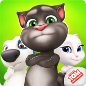 Talking Tom Bubble Shooter v1.4.2.126 (MOD, Coins/Gems/Energy)