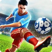Final kick: Online football v4.0 (MOD, unlimited money)