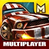Road Warrior: Best Racing Game v1.4.8 (MOD, неограниченно денег)