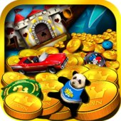 Coin Party: Carnival Pusher v2.5.1 (MOD, Coins/Dollars/Gold)