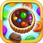 Cookie Mania - Cooking Match v1.5.7 (MOD, Buy Booster to get Coins)