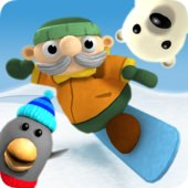 Snow Spin: Snowboard Adventure v1.3.3 (MOD, coins/lives)