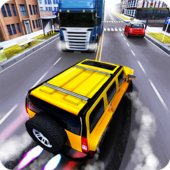 Race the Traffic Nitro v1.0.11 (MOD, много денег)