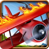 Wings on Fire - Endless Flight v1.25 (MOD, много денег)