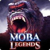 moba legends mod apk 2019