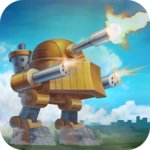Steampunk Syndicate 2: Tower Defense Game v1.0.9 (MOD, неограниченно денег)