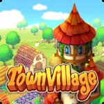 Town Village: Farm, Build, Trade, Harvest City v1.7.5 (MOD, много денег)