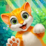 Garden Pets: Match-3 Dogs & Cats Home Decorate v1.19 (MOD, Gems)