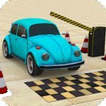 Classic Car Parking Real Driving Test v1.2 (MOD, без рекламы)