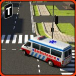 Ambulance Rescue Simulator 3D v1.5 (MOD, много денег)