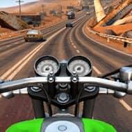 Moto Rider GO: Highway Traffic v1.40.3 (MOD, Unlimited Money)