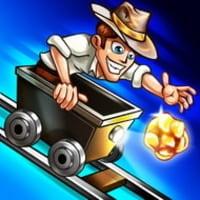 Rail Rush v1.9.18 (MOD, много камней/золота)
