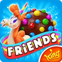 Candy Crush Friends Saga v1.57.4 (MOD, много жизней)