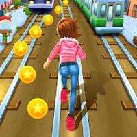 Subway Princess Runner v5.0.8 (MOD, Unlimited Money)