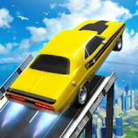 Ramp Car Jumping v2.0.7 (MOD, Unlimited Money)