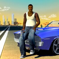 San Andreas Gang Wars v9.6 (MOD, Unlimited money)