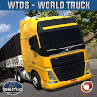 World Truck Driving Simulator v1.219 (MOD, Unlimited Money)