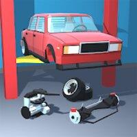 Ретро гараж - Симулятор механика v1.7.6 (MOD, Бесплатные покупки)
