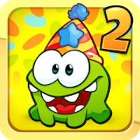 Cut the Rope 2 v1.30.0 (MOD, много монет)