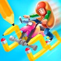 Scribble Rider! v1.900 (MOD, Unlimited money)