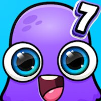 Moy 7 the Virtual Pet Game v1.52 (MOD, Unlimited Money)