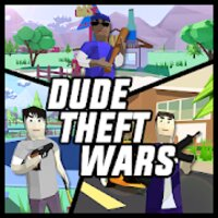 Dude Theft Wars v0.9.0.3 (MOD, unlimited money)