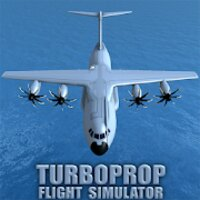 Turboprop Flight Simulator 3D v1.25.3 (MOD, Unlimited Money)