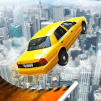 Mega Ramp Car Jumping v1.2.2 (MOD, Unlimited money)