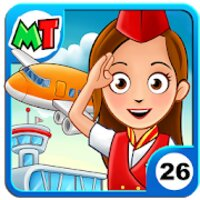 My Town : Airport v1.17 (MOD, Unlocked)