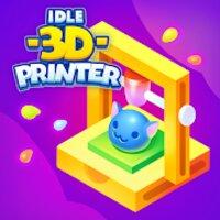 Idle 3D Printer v1.4 (MOD, много денег)