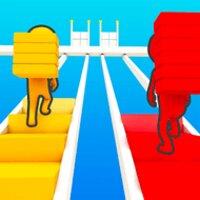 Bridge Race v2.84 (MOD, много денег)